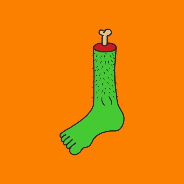image for leg stump - green