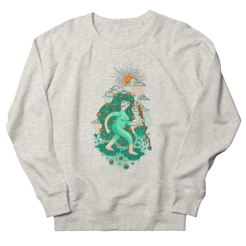 Orange Rain Men's Sweatshirt by chamuko's Artist Shop