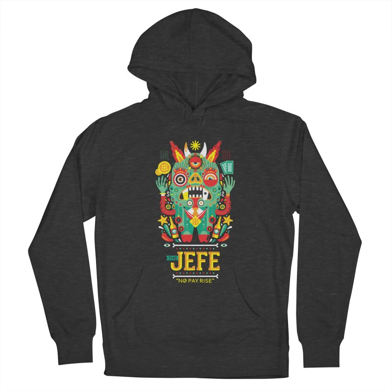 The Jefe Women's Pullover Hoody by chamuko's Artist Shop