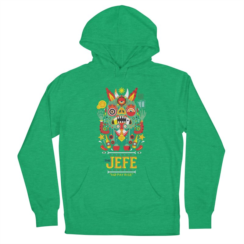 The Jefe Men's Pullover Hoody by chamuko's Artist Shop