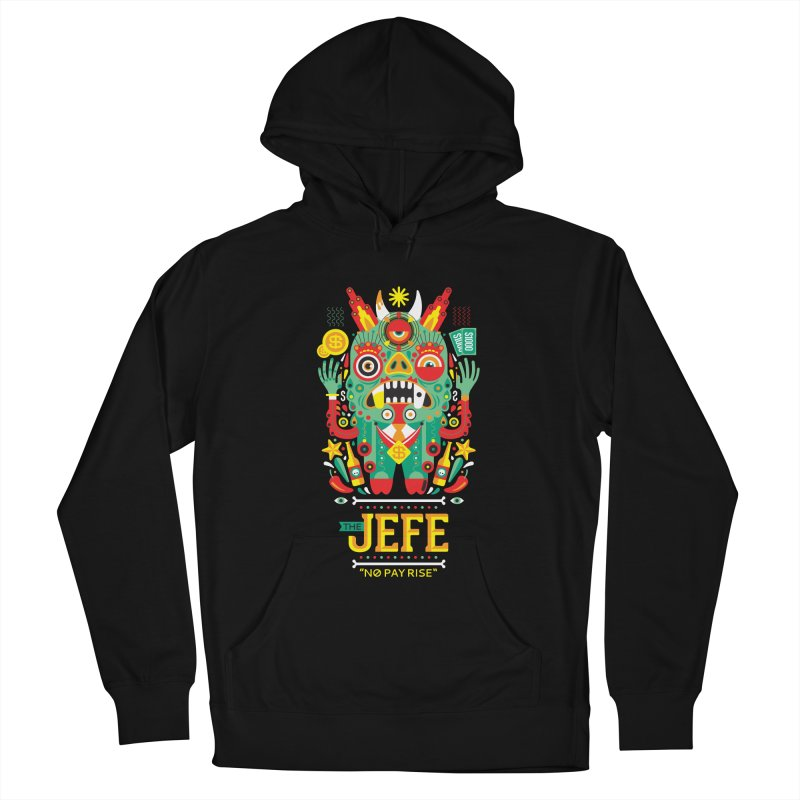 The Jefe   by chamuko's Artist Shop