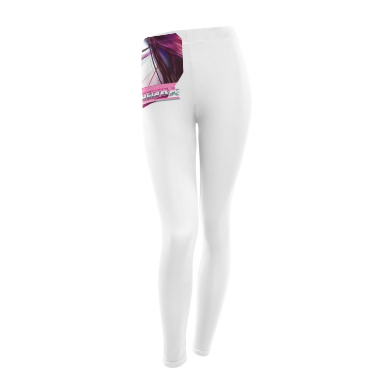 Onna Bugeisha Women's Leggings Bottoms by Character Issues Shop