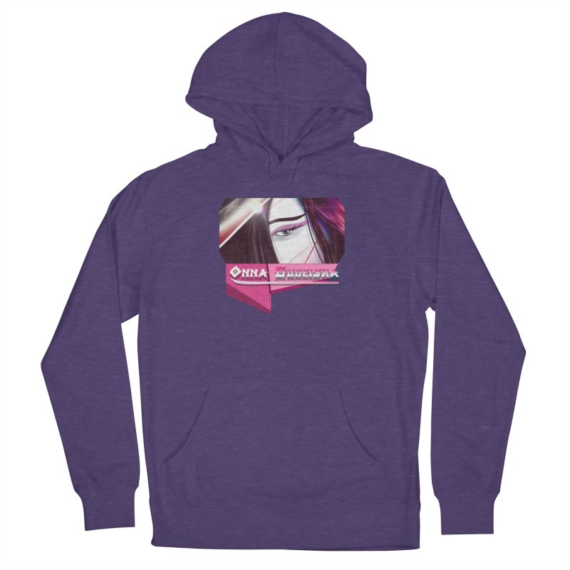 Onna Bugeisha Women's French Terry Pullover Hoody by Character Issues Shop