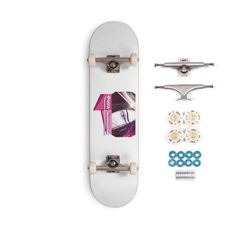 Onna Bugeisha Accessories Complete - Premium Skateboard by Character Issues Shop
