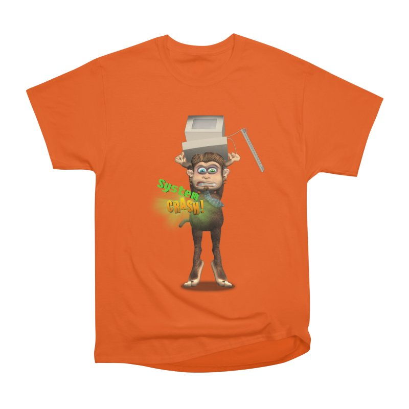System Crash Women's T-Shirt by Character Issues Shop