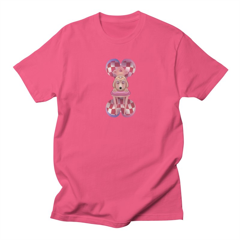 Puppy Sphinx Women's Regular Unisex T-Shirt by Character Issues Shop