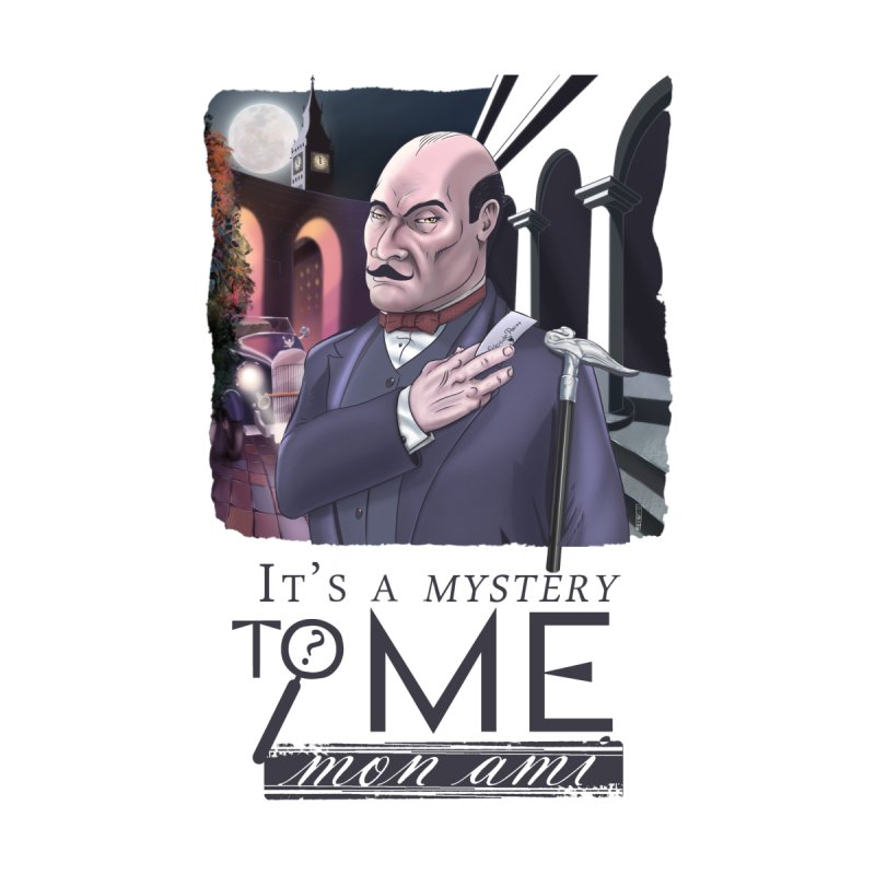 Mystery to Me by Character Issues Shop