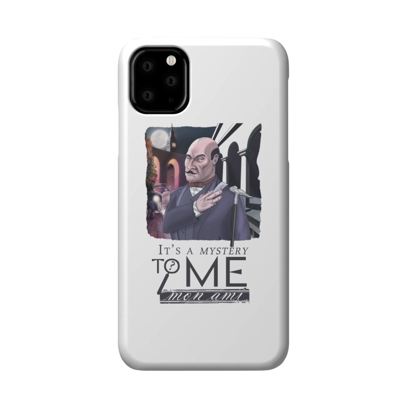 Mystery to Me Accessories Phone Case by Character Issues Shop