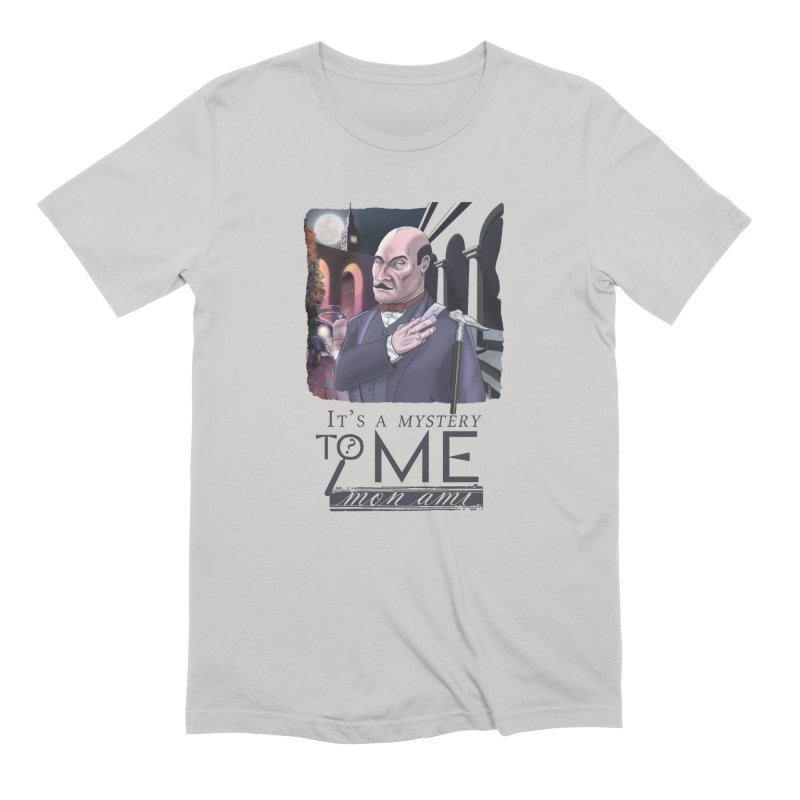 Mystery to Me Men's Extra Soft T-Shirt by Character Issues Shop