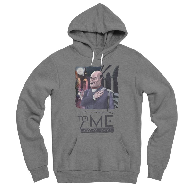 Mystery to Me Women's Sponge Fleece Pullover Hoody by Character Issues Shop