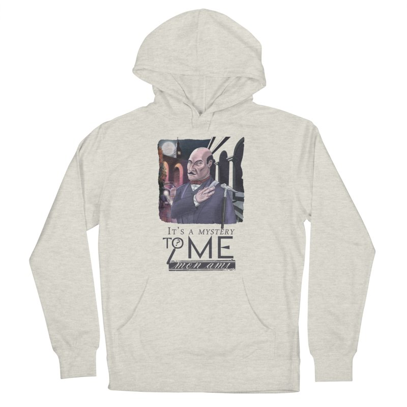 Mystery to Me Men's Pullover Hoody by Character Issues Shop