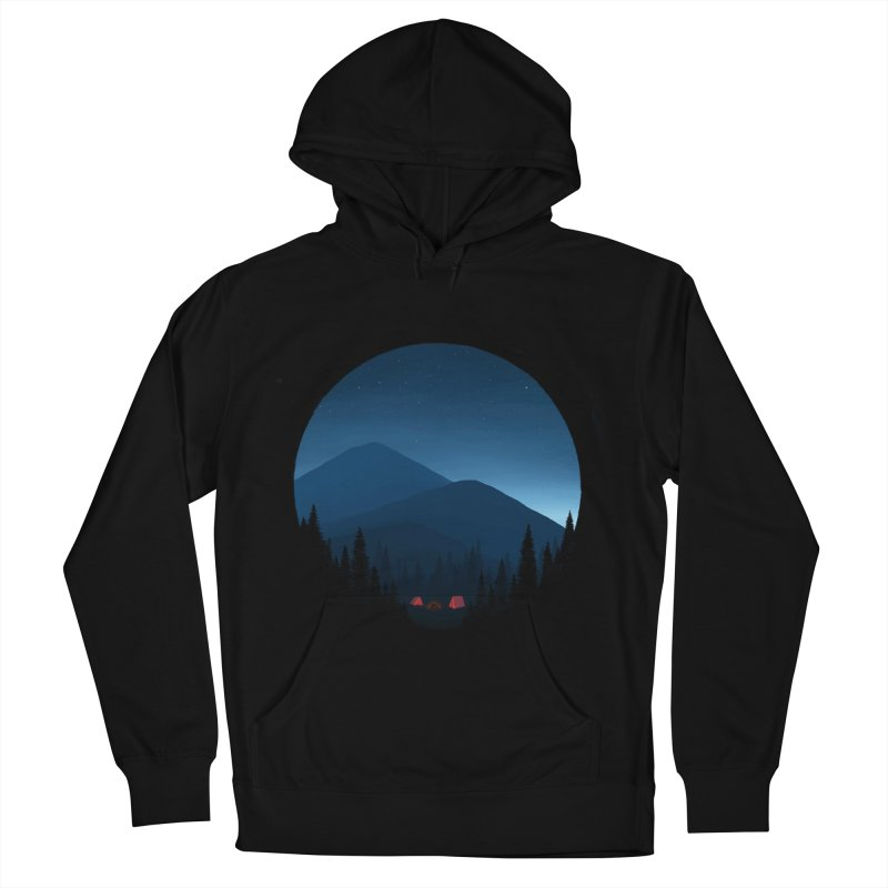 dawn Men's Pullover Hoody by art by chardablob