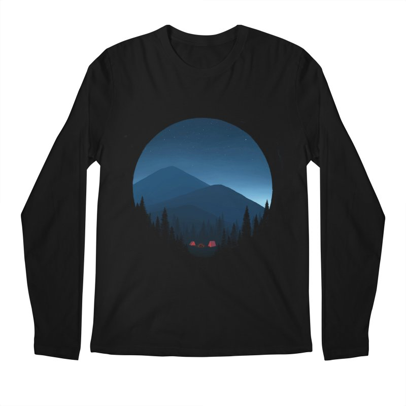 dawn Men's Longsleeve T-Shirt by art by chardablob