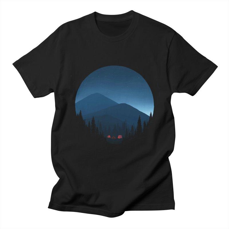 dawn Men's T-shirt by art by chardablob