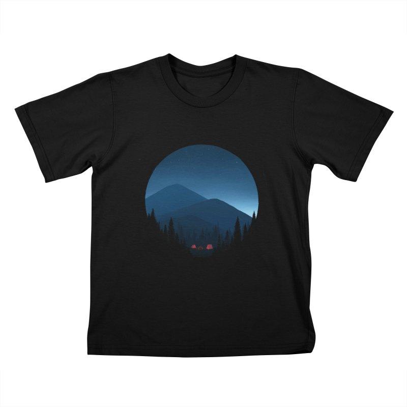 dawn Kids T-shirt by art by chardablob