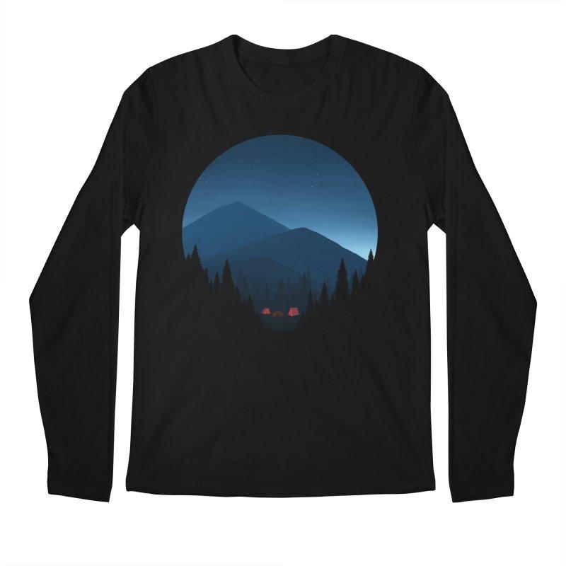 dawn Men's Longsleeve T-Shirt by art by chardablob