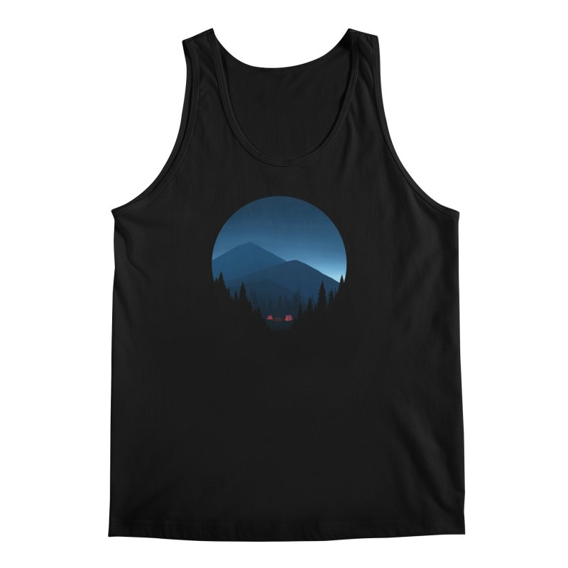dawn Men's Tank by art by chardablob