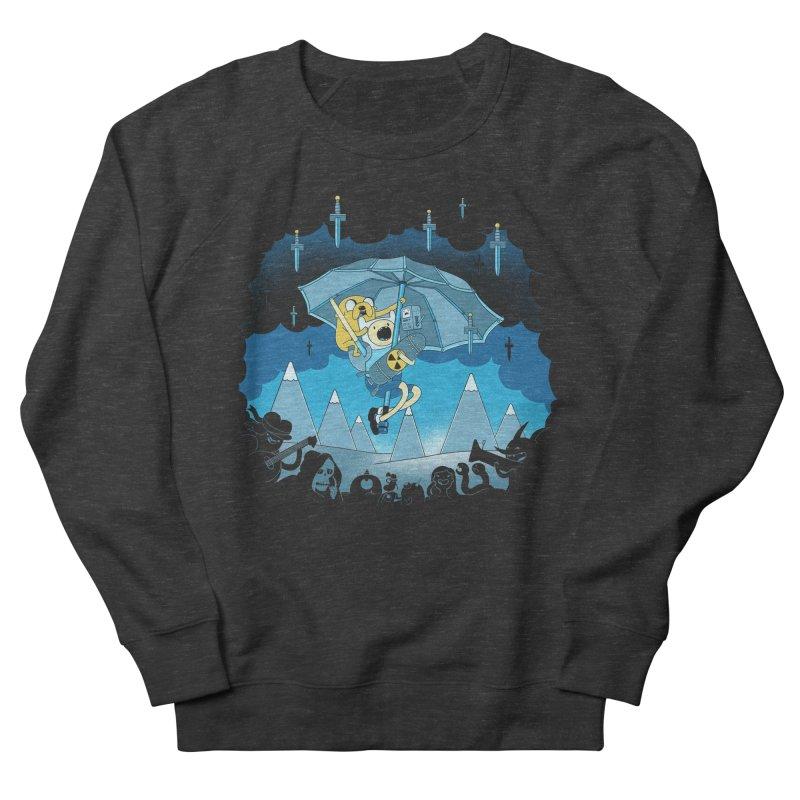 Rainy Day Adventure Women's Sweatshirt by Charity Ryan