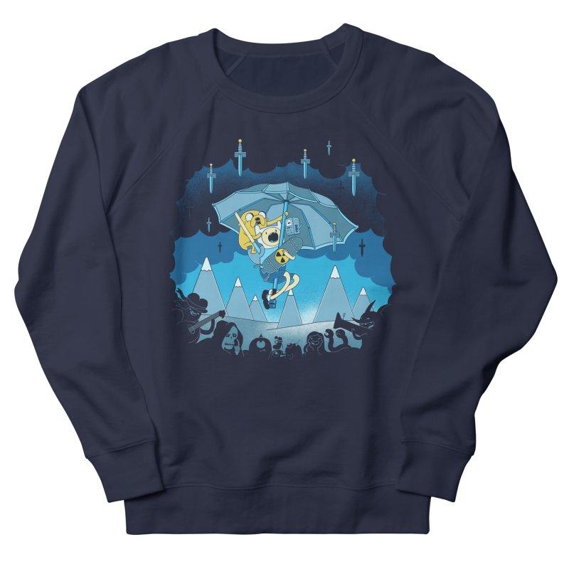 Rainy Day Adventure Men's Sweatshirt by Charity Ryan