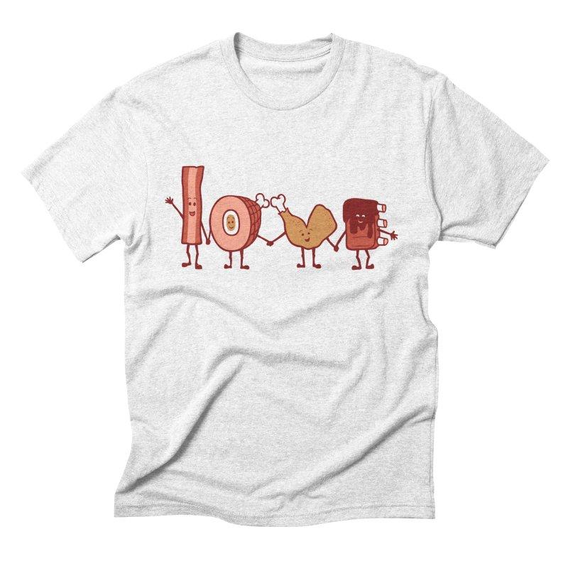 Meat Love U   by Charity Ryan