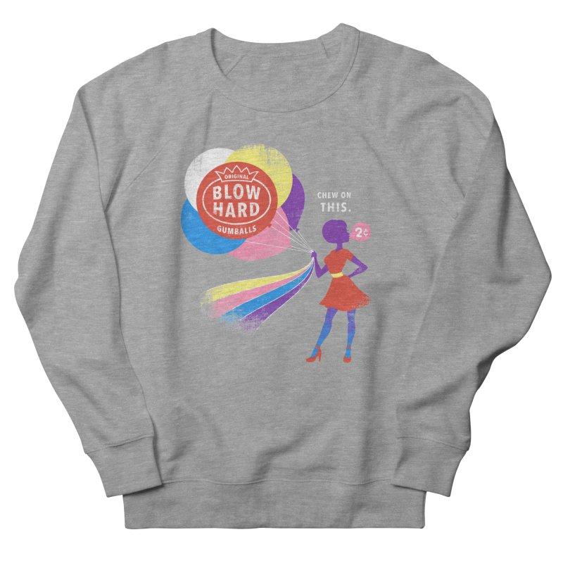 Blow Hard Women's Sweatshirt by Charity Ryan