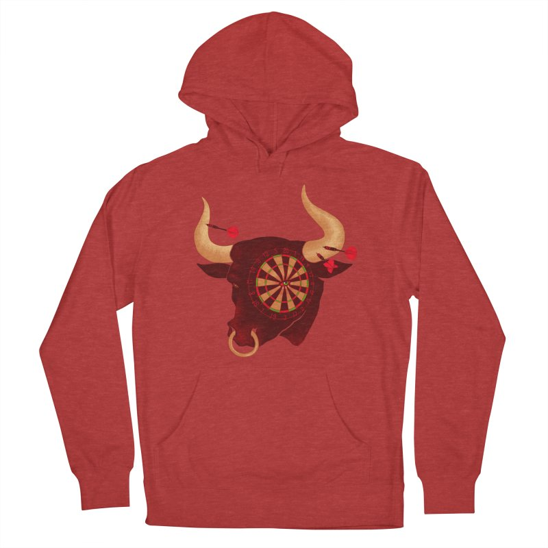 Toro!Toro!Toro! Women's Pullover Hoody by Charity Ryan