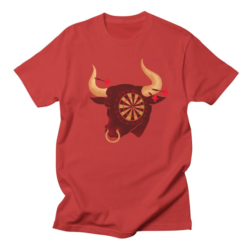 Toro!Toro!Toro! Men's T-Shirt by Charity Ryan