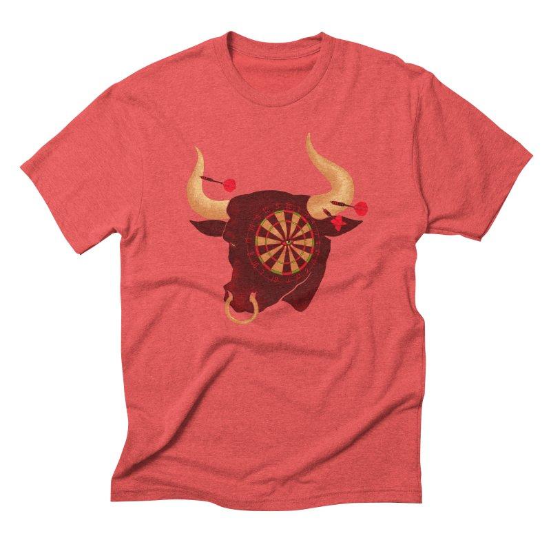 Toro!Toro!Toro! Men's Triblend T-Shirt by Charity Ryan