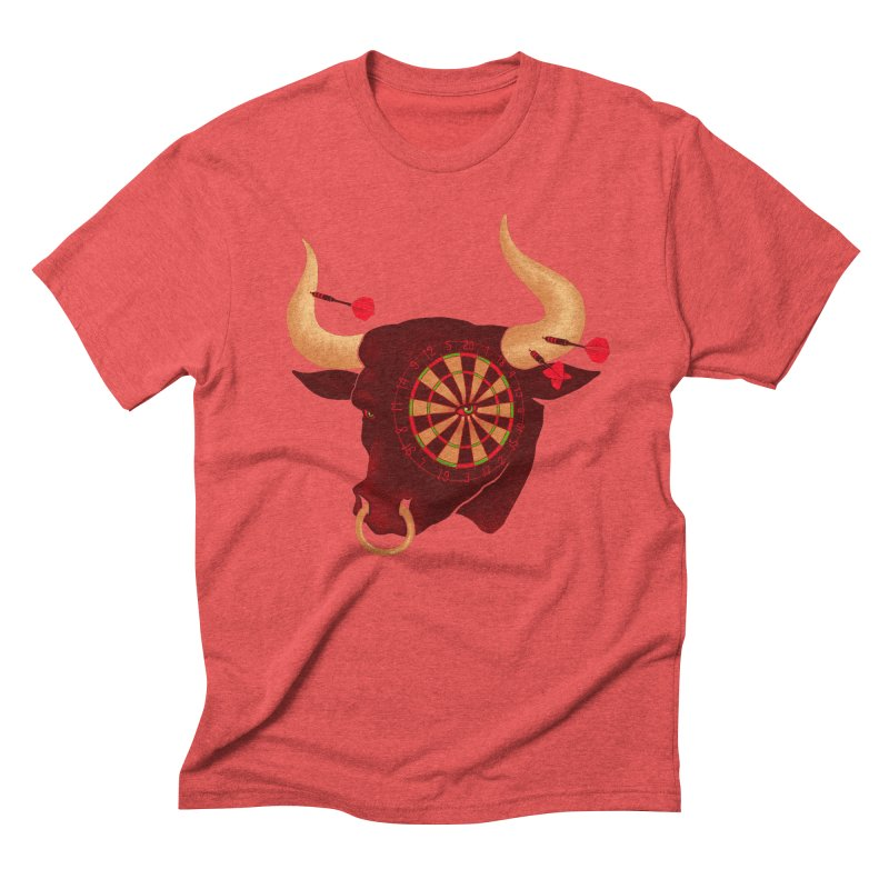 Toro!Toro!Toro! Men's Triblend T-shirt by Charity Ryan