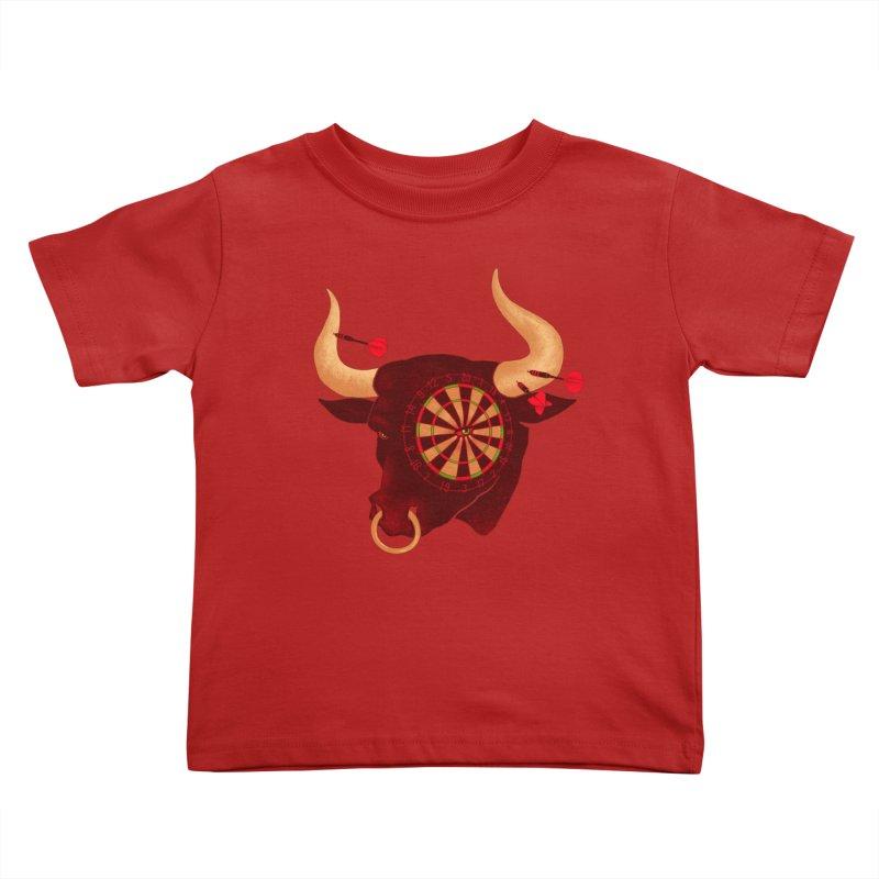 Toro!Toro!Toro! Kids Toddler T-Shirt by Charity Ryan