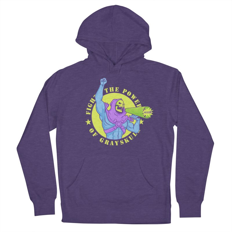 Public Enemy of Eternia Men's Pullover Hoody by Charity Ryan