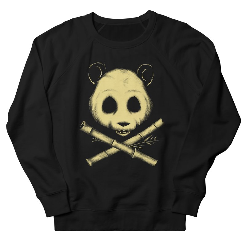 The Jolly Panda Men's Sweatshirt by Charity Ryan