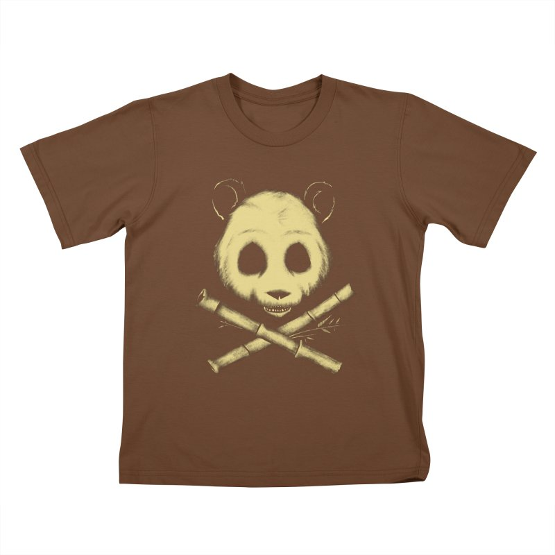 The Jolly Panda Kids T-shirt by Charity Ryan