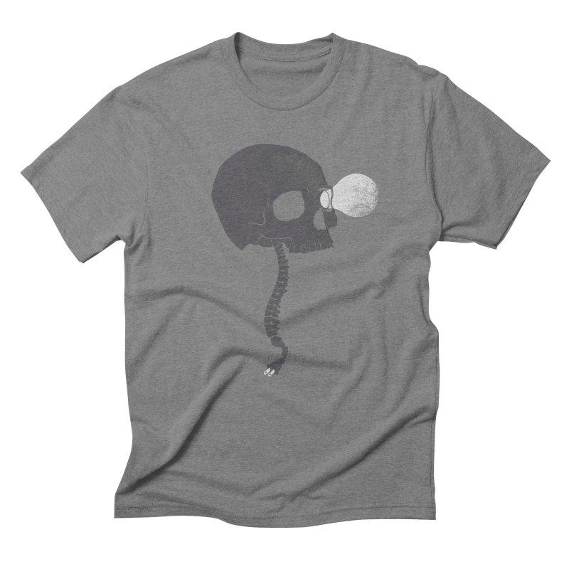 Socket Men's Triblend T-Shirt by Charity Ryan