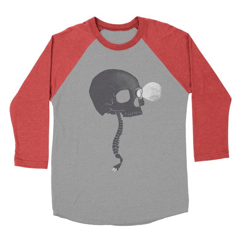 Socket Women's Baseball Triblend T-Shirt by Charity Ryan