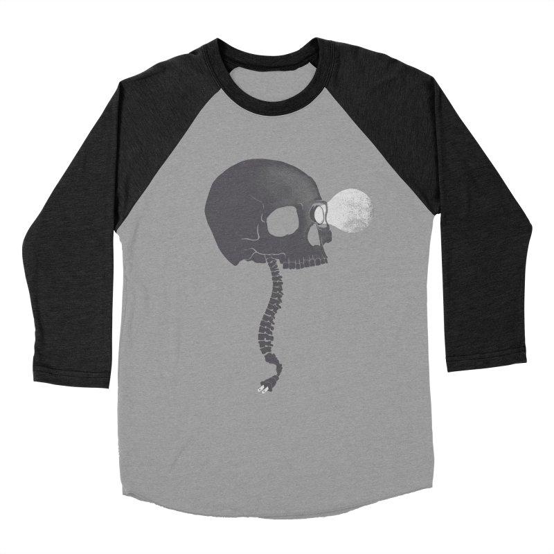 Socket Men's Baseball Triblend T-Shirt by Charity Ryan