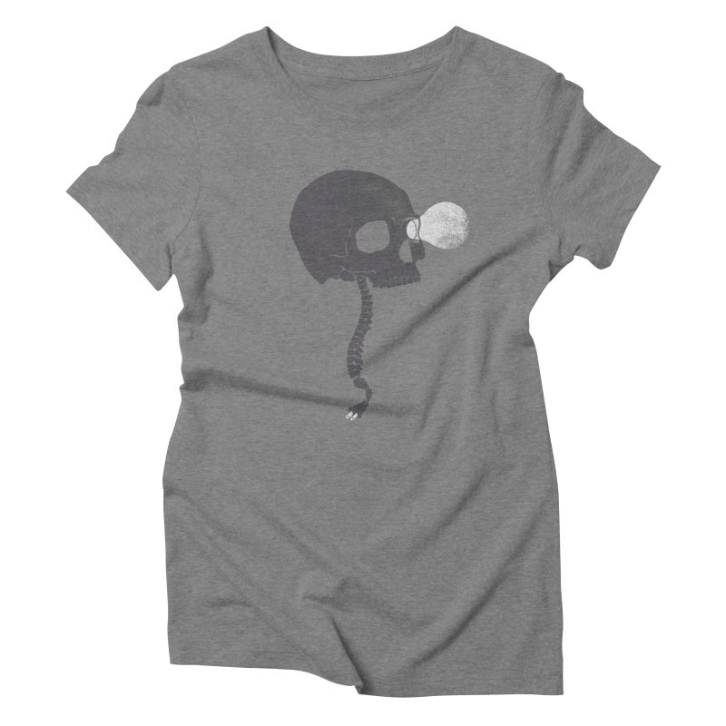 Socket Women's Triblend T-shirt by Charity Ryan
