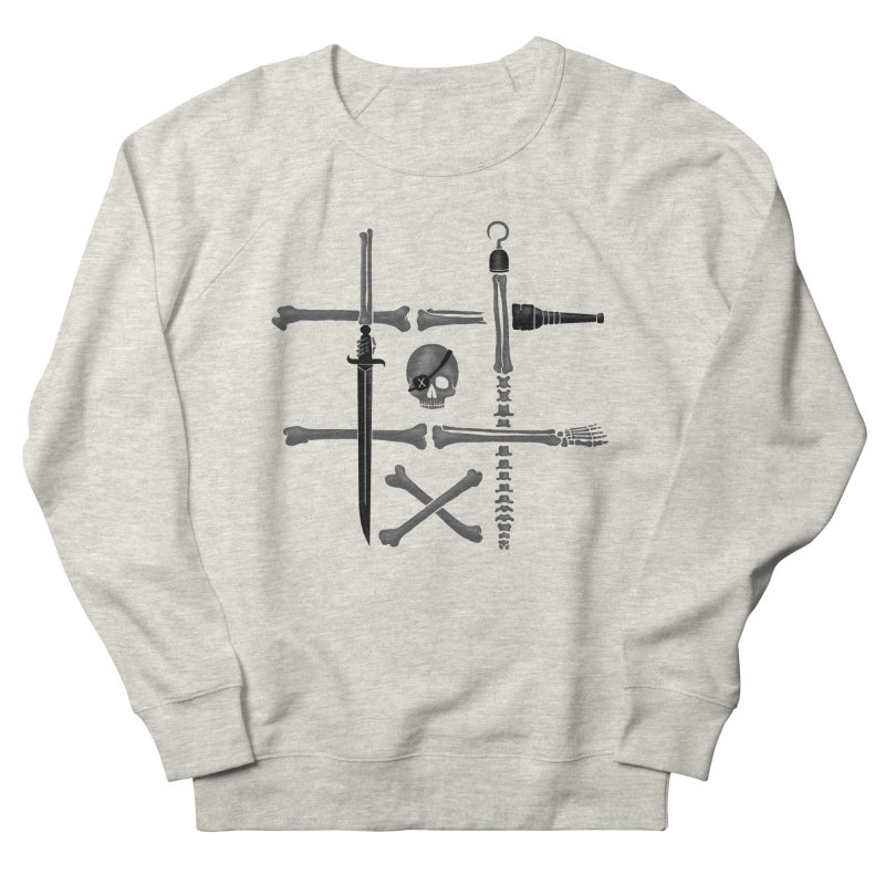 Noughts and Crossbones Women's Sweatshirt by Charity Ryan