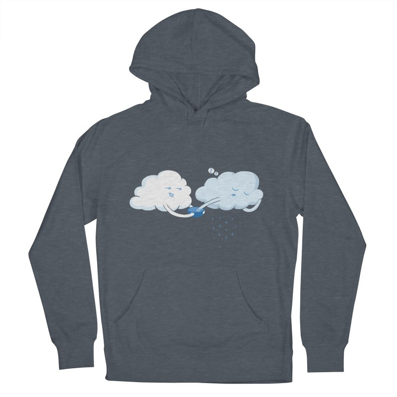 April (Fools) Showers Women's Pullover Hoody by Charity Ryan