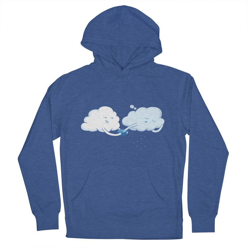 April (Fools) Showers Men's Pullover Hoody by Charity Ryan