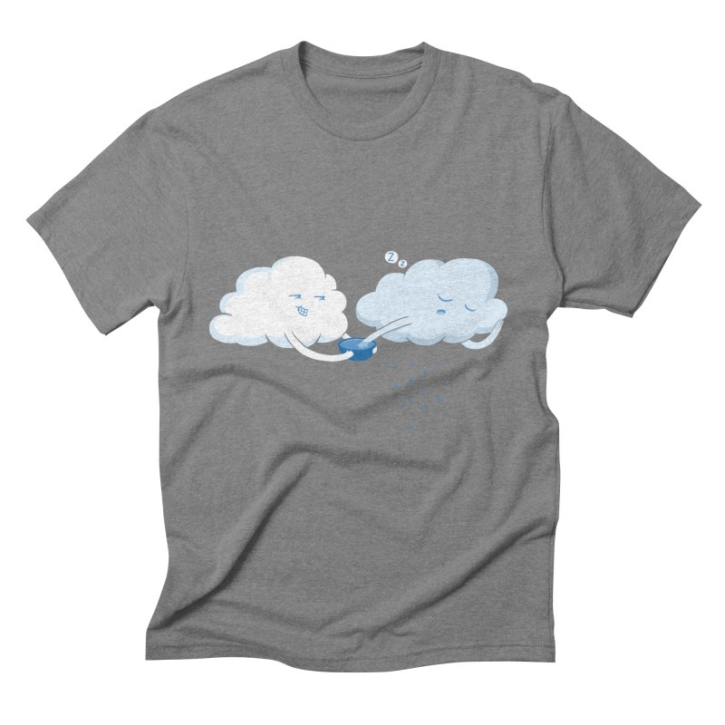 April (Fools) Showers Men's Triblend T-shirt by Charity Ryan