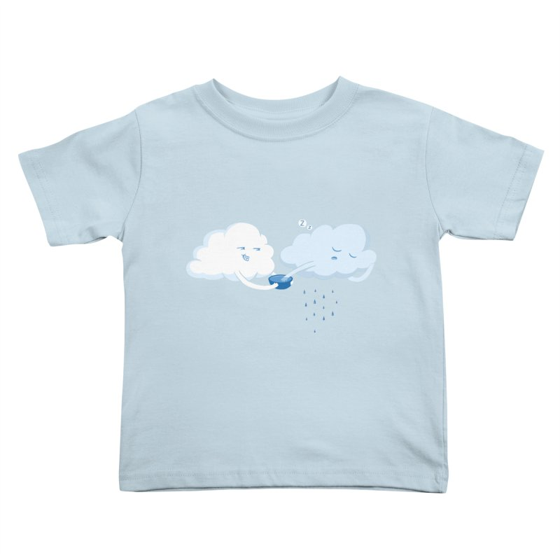 April (Fools) Showers Kids Toddler T-Shirt by Charity Ryan