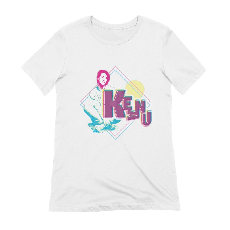 The Keanu Aesthetic Women's T-Shirt by charlieboy's Artist Shop