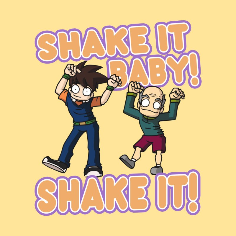 ------------------ SHAKE IT! ------------------ None  by CHASTUDIOS SHOP