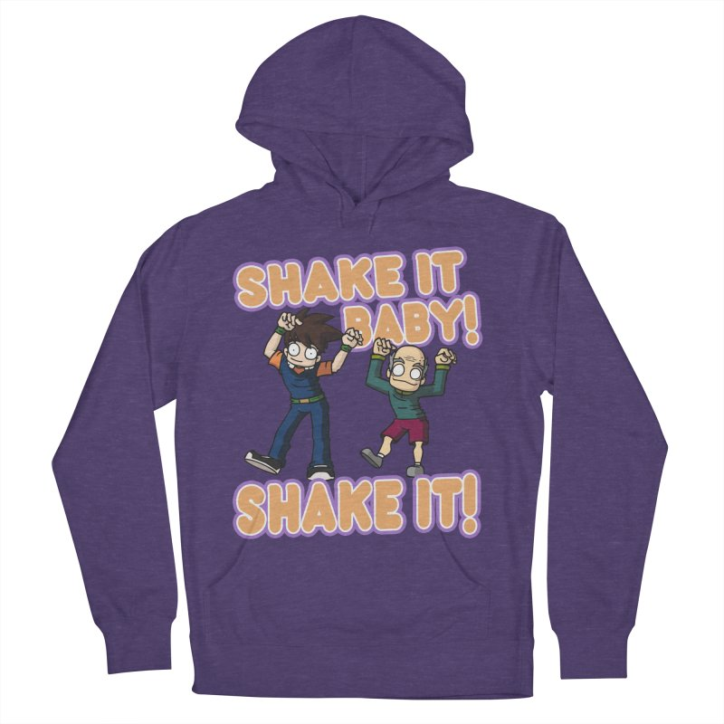 ------------------ SHAKE IT! ------------------ Men's French Terry Pullover Hoody by CHASTUDIOS SHOP