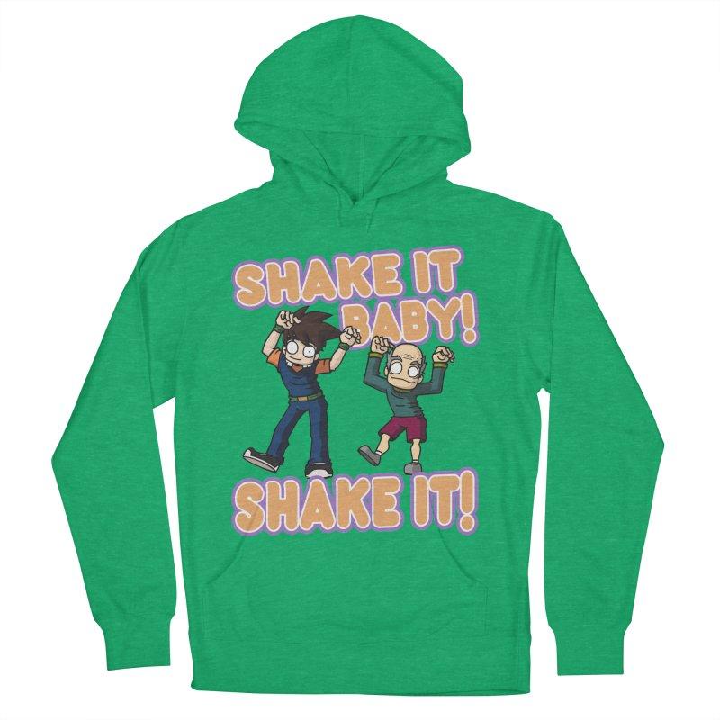 SHAKE IT! Men's Pullover Hoody by CHASTUDIOS SHOP