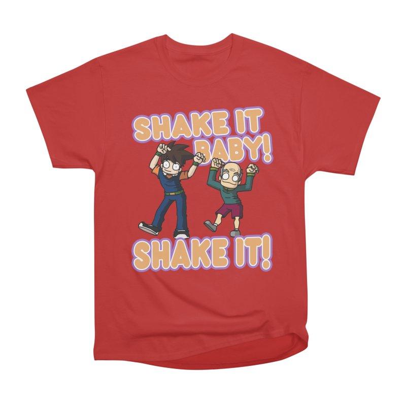 SHAKE IT! Men's Classic T-Shirt by CHASTUDIOS SHOP