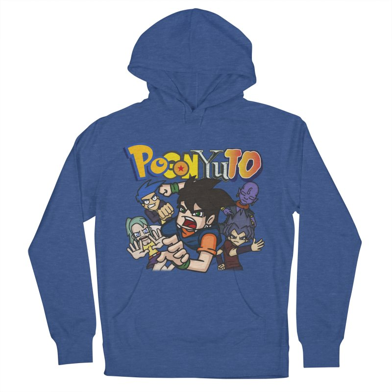 PoGonYuTistic Action! Men's Pullover Hoody by CHASTUDIOS SHOP