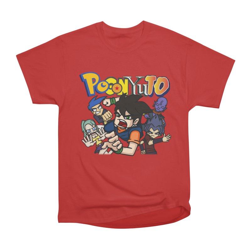 PoGonYuTistic Action! Men's Classic T-Shirt by CHASTUDIOS SHOP