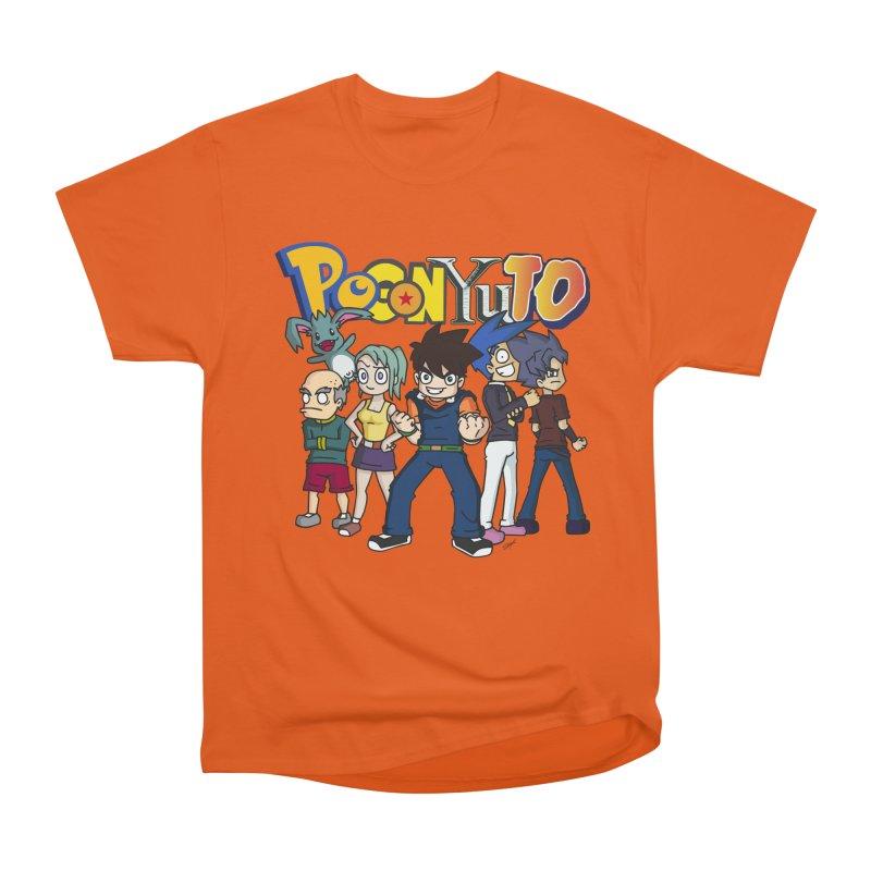 PoGonCharacters Men's Classic T-Shirt by CHASTUDIOS SHOP